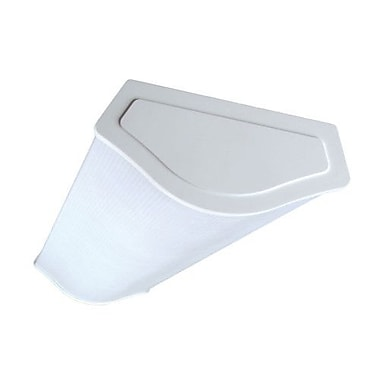 NICOR Lighting 2-Light Wrapround Ceiling Light