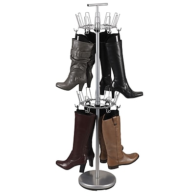 Household Essentials Boot Tree with 12 Single Boot Shapers