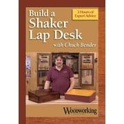 Making a Shaker Lap Desk by