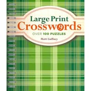 Large Print Crosswords 9
