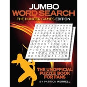 Jumbo Word Search: The Hunger Games Edition: The Unofficial Puzzle Book for Fans