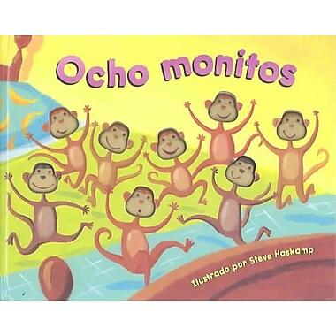 Ocho Monitos/Eight Silly Monkeys
