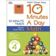 10 Minutes a Day: Math, Fourth Grade (Math Made Easy: 10 Minutes a Day)