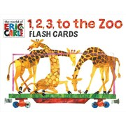 1, 2, 3 to the Zoo Train Flash Cards (The World of Eric Carle)
