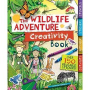 The Wildlife Adventure Creativity Book (Creativity Activity Books)