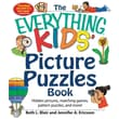 The Everything Kids' Picture Puzzle Book: Hidden Pictures, Matching Games, Pattern Puzzles, and More!