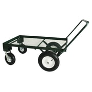 Sandusky 4 Wheel Steel Flat Wagon