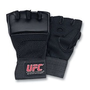 UFC MMA Gel Training Gloves; L/XL