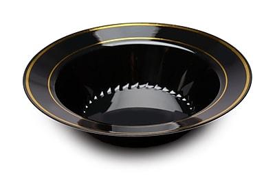 Fineline Settings, Inc Silver Splendor Bowl (Pack