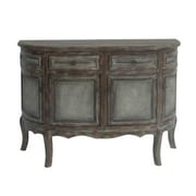 Crestview Marseilles Demilune End Table
