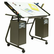 Studio Designs Cascade Magnetic 40.5'' W x 25.75'' D Drafting Table