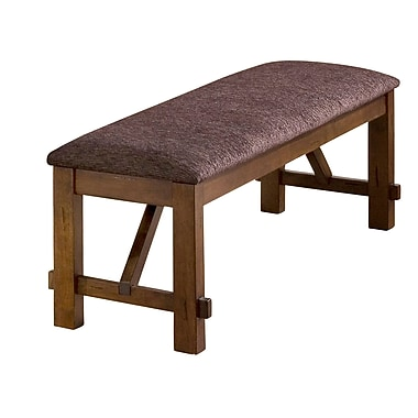 WHI Solid Wood Double Bench, 60