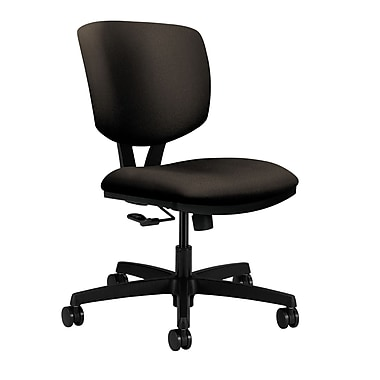 HON Volt Center-Tilt Task Chair, Espresso