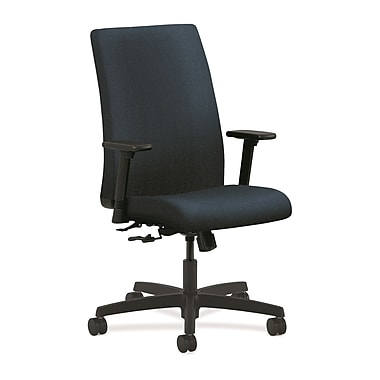 HON Ignition Mid-Back Task Chair Center-Tilt with Adjustable Arms