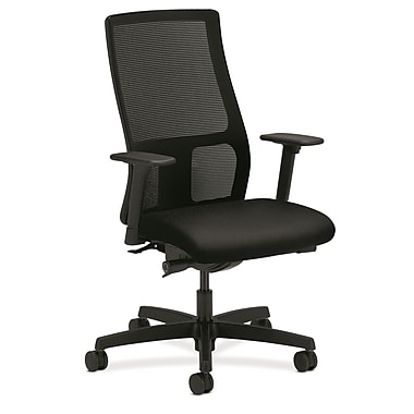 HON Ignition Mid-Back Task Chair Synchro-Tilt with Adjustable Arms