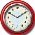 FirsTime 10021 Classic Kitchen Timepiece Clock, Beige Face