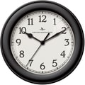 FirsTime Essential Wall Clock, White Face