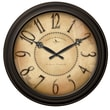 FirsTime 25629 Taylor Rd Wall Clock, Beige Face