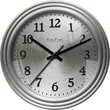FirsTime 25666 Metal Analog Wall Clock