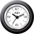 FirsTime 99520 Mag Clock Wall Clock, White Face