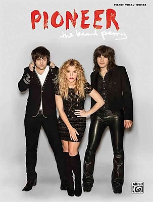 The Band Perry -- Pioneer: Piano/Vocal/Guitar