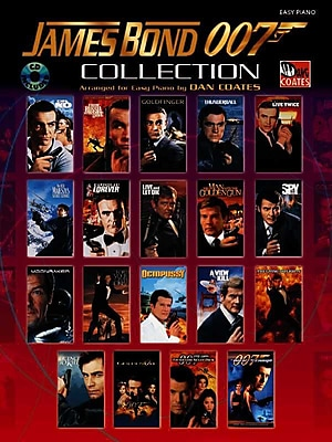 James Bond 007 Collection: Easy Piano