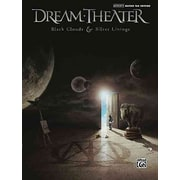 Dream Theater Black Clouds & Silver Linings Book (Authentic Guitar-Tab Editions)