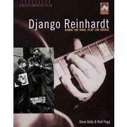 Django Reinhardt - Know the Man, Play the Music Book/CD
