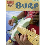 Surf: Guitar Play-Along Volume 23 (Hal Leonard Guitar Play-Along)