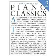 Library of Piano Classics 2: Piano Solo (Library of Series)