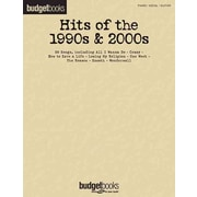 Hits of the 1990s & 2000s: Budget Books
