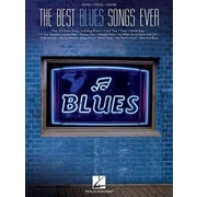 Best blues songs ever piano vocal guitar staples for Best house music ever list
