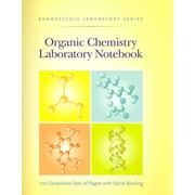 Organic Chemistry Laboratory Notebook (Brroks/Cole Laboratory Series)