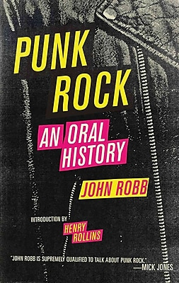 Punk Rock: An Oral History 1245199