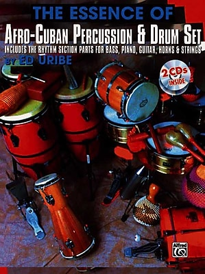 The Essence of Afro-Cuban Percussion and Drum