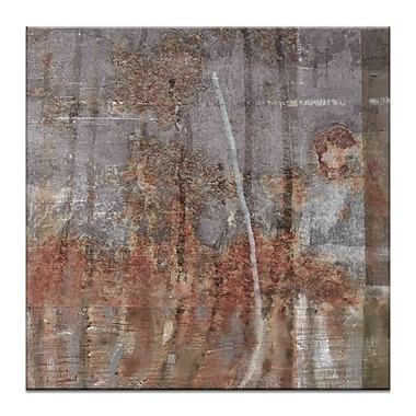 Artist Lane Wabi Sabi #1 by Gill Cohn Painting Print on Wrapped Canvas; 30'' H x 30'' W x 1.5'' D