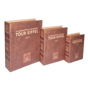 Cheungs ''Tour Eiffel'' Book Box (Set of 3)