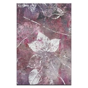 Artist Lane Autumn Time by Sally Adams Painting Print on Wrapped Canvas; 18'' H x 12'' W x 1.5'' D