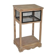 Cheungs 1 Drawer Wire Cabinet