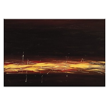 Artist Lane Spark by Patricia Baliviera Painting Print on Wrapped Canvas; 20'' H x 30'' W x 1.5'' D