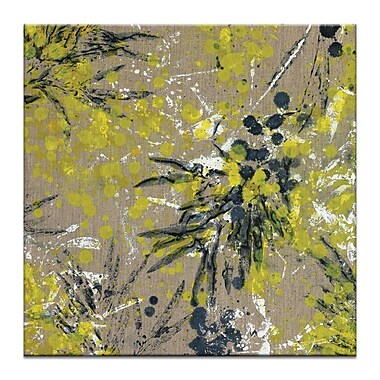 Artist Lane Wattle by Sally Adams Painting Print on Wrapped Canvas; 40'' H x 40'' W x 1.5'' D