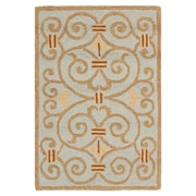 Safavieh Chelsea Light Blue / Brown Area Rug; 2'9'' x 4'9''
