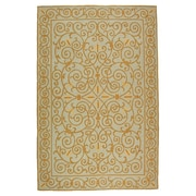 Safavieh Chelsea Light Blue / Brown Area Rug; 7'9'' x 9'9''