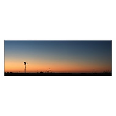 Artist Lane Summer Breeze by Andrew Brown Photographic Print on Wrapped Canvas