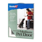Havahart Wireless Aluminum Pet Door; Large (20.13'' H x 13.46'' W x 2.03'' L)