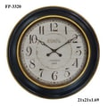 Cheungs 21.25'' Wall Clock