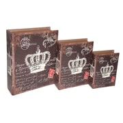 Cheungs Dark Edition Crown Book Box (Set of 3)