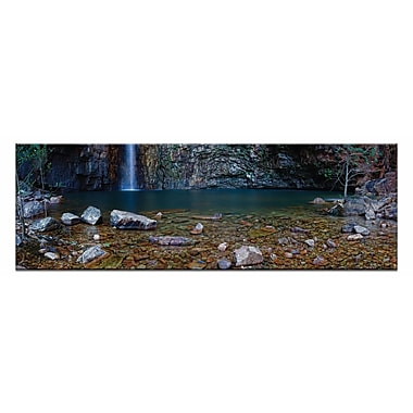 Artist Lane Emma Gorge by Andrew Brown Framed Photographic Print on Wrapped Canvas