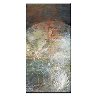 Artist Lane Transformation by Gill Cohn Painting Print on Wrapped Canvas; 40'' H x 20'' W x 1.5'' D