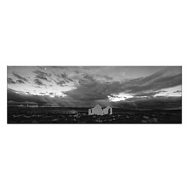 Artist Lane The Station by Andrew Brown Photographic Print on Wrapped Canvas in Black